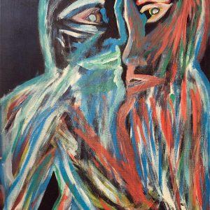 Gemälde Arabian Affair