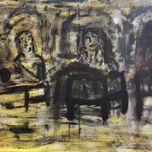 Gemälde Drei Grazien