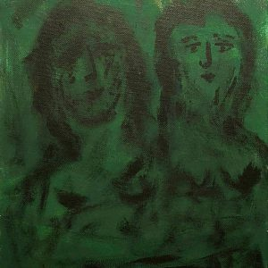 "Gemälde ""Romeo und Julia"""